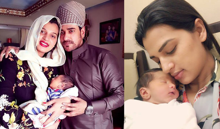 Ananta-Barsha blessed with second child