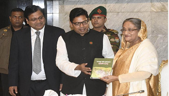 Analytic book on Bangabandhu's March 7 speech unveiled