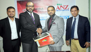 BSRM signs MoU with ANZ Properties Ltd in Ctg