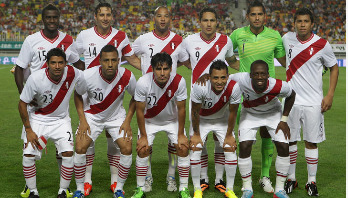 Peru into top 10 as Germany stay at the summit