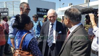 রোহিঙ্গা সংকটে বিশ্ববাসীকে পাশে দাঁড়াতে হবে: আইওএম