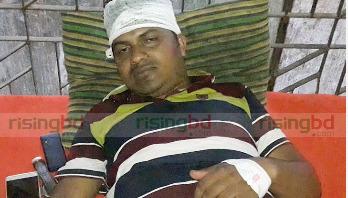 Cop among 35 hurt in Noakhali clash