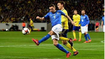 Italy on brink of missing out World Cup-2018
