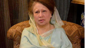 Khaleda returns home this afternoon
