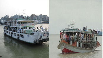 Vessel services on all routes resumes