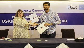 Mahmudullah Riyad made USAID goodwill ambassador