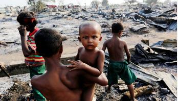মানবতার বিরুদ্ধে অপরাধ করেছে মিয়ানমার : অ্যামনেস্টি