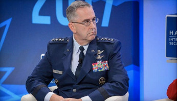 US nuclear chief would resist Trump's 'illegal' strike order