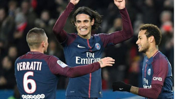 PSG warm up for Celtic clash with 4-1 win over Nantes
