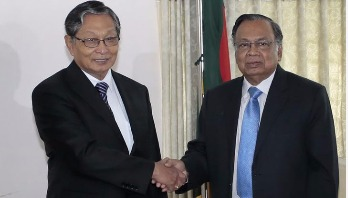 Bangladesh-Myanmar finally sign Rohingya repatriation deal