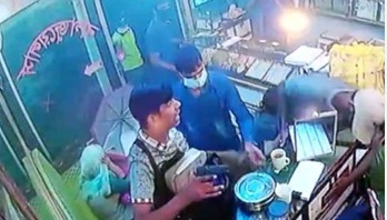 Jewellery shop loot: 4 cops injured in firing