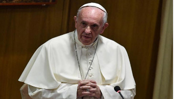Pope sends greeting message to people of Bangladesh