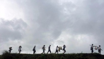 US suspends official travel to Myanmar's troubled Rakhine