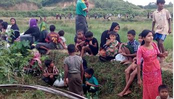'রোহিঙ্গা সমস্যা সমাধানে মিয়ানমারকে চাপ দিতে হবে'
