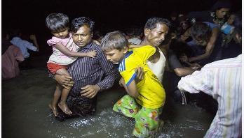 রোহিঙ্গাদের পাশে দাঁড়াতে বিশ্ব সম্মেলনের ডাক জাতিসংঘের