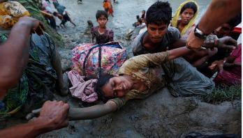 UN Security Council urges Myanmar to halt Rohingya crisis