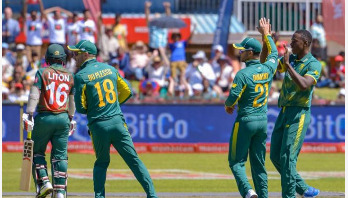 South Africa name squad for Bangladesh T20 series