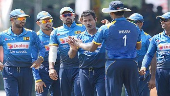 Sri Lanka name T20 squad against Pakistan