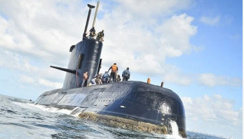 Signals detected from missing Argentine submarine
