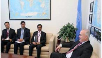 UN praises Bangladesh's peacekeeping role