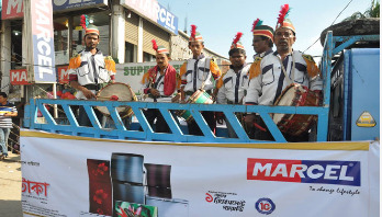 Marcel Digital Campaign draws huge customers' attention