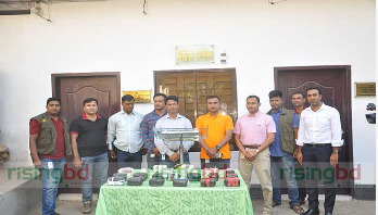 3 held with 1.20 lakh Yaba pills in Ctg