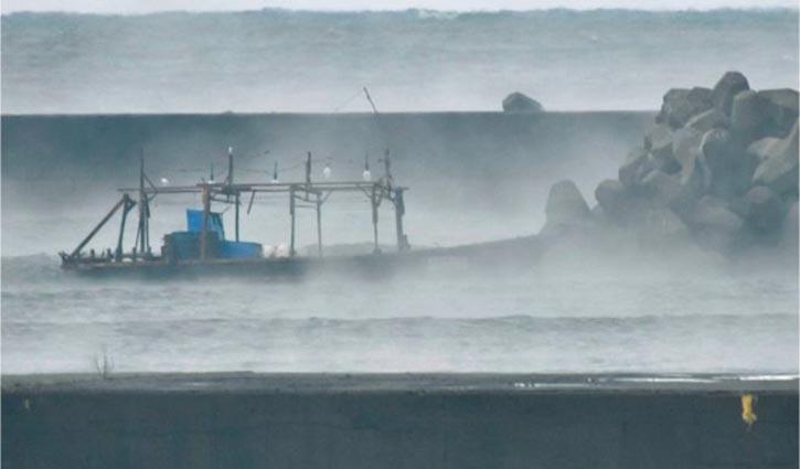 8 North Korean fishermen wash ashore in Japan