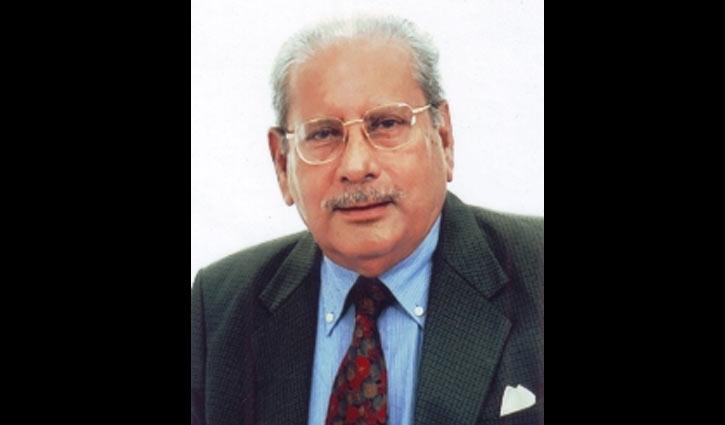 BNP leader MK Anwar dies