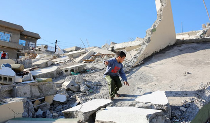 Upsurge in big earthquakes predicted for 2018