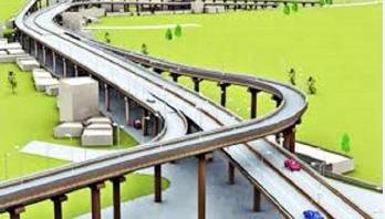 নির্মাণ হচ্ছে ঢাকা-আশুলিয়া এলিভেটেড এক্সপ্রেসওয়ে