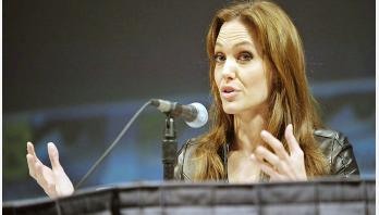 Jolie plans to visit Bangladesh on Rohingya issue