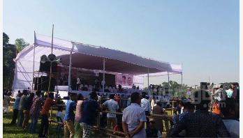 Khaleda joins Suhrawardy rally