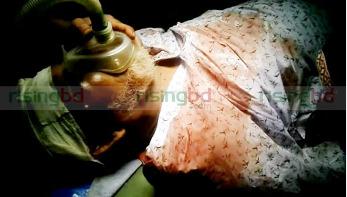 বাস-মাইক্রোবাস সংঘর্ষে এমপি গোলাম মোস্তফা আহত