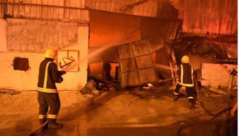 10 killed in Saudi factory fire