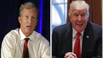 CA billionaire launches $10M campaign to impeach Trump