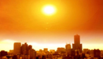 Humans could be wiped out climate change