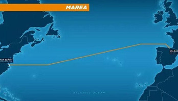 Microsoft, Facebook's 4,000 mile subsea internet cable complete