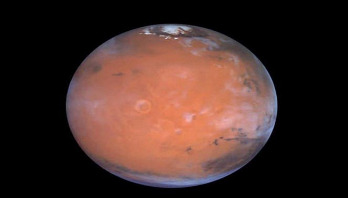 Microbes could be biggest threat to astronauts on Mars