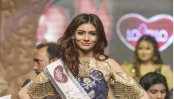Jessia Islam now 'Miss World Bangladesh'