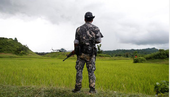 Rohingya insurgents open to peace but Myanmar ceasefire