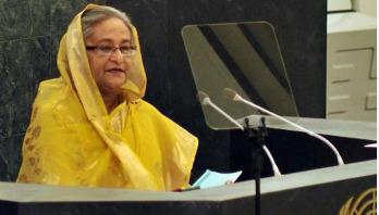 বিএনপির সঙ্গে রাজনৈতিক সমঝোতা নয় : প্রধানমন্ত্রী