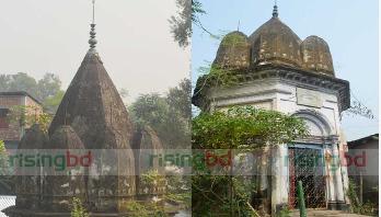 তাহেরপুরে দেশের প্রথম সর্বজনীন দুর্গাপূজা ।। মেহেদী হাসান