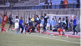 SAFF U18 Championship: Bangladesh beat India by 4-3