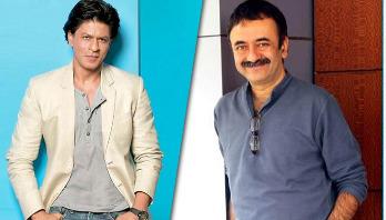 SRK, Rajkumar Hirani team up for mega project