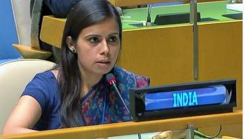 জাতিসংঘে পাকিস্তানকে 'টেররিস্তান' বলল ভারত