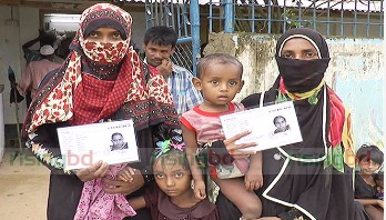 Rohingyas to be registered within 3 months