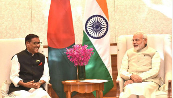 Modi lauds Hasina's bold, courageous leadership