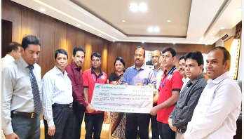 Walton contributes Tk 5cr to workers' welfare fund
