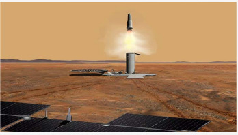 Agencies aim to deliver rocks from Mars to Earth