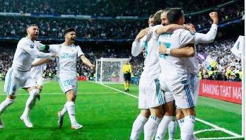 Real Madrid reach Champions League final